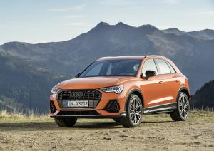 2018 Audi Q3 Quattro S-Line Edition One